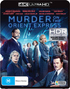 Murder on the Orient Express 4K (Blu-ray)