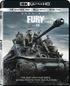 Fury 4K (Blu-ray)
