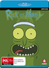 Rick and Morty: Season Three (Blu-ray)