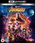 Avengers: Infinity War 4K (Blu-ray)
