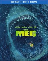 The Meg (Blu-ray)