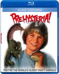 Prehysteria! (Blu-ray) Temporary cover art