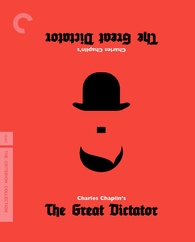 The Great Dictator Blu-ray