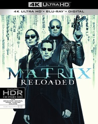 The Matrix Reloaded 4K (Blu-ray)