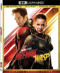 Ant-Man and the Wasp 4K (Blu-ray)