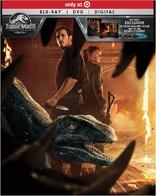 Jurassic World: Fallen Kingdom Blu-ray