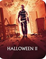 Halloween II (Blu-ray) Temporary cover art