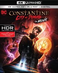 Constantine: City of Demons: The Movie 4K (Blu-ray)