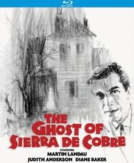 The Ghost of Sierra de Cobre (Blu-ray)