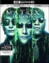 The Matrix Trilogy 4K (Blu-ray)