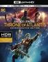 Justice League: Throne of Atlantis 4K (Blu-ray)