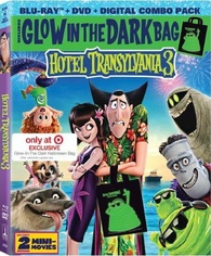 Hotel Transylvania 3: Summer Vacation (Blu-ray) Temporary cover art
