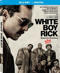 White Boy Rick (Blu-ray)