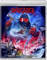 Shredder Blu-ray