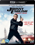 Johnny English Strikes Again 4K (Blu-ray)