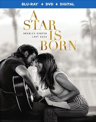 A Star Is Born (Blu-ray) Temporary cover art