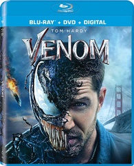 Venom (Blu-ray) Temporary cover art