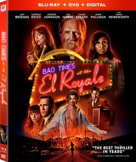Bad Times at the El Royale (Blu-ray) Temporary cover art