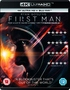 First Man 4K (Blu-ray)
