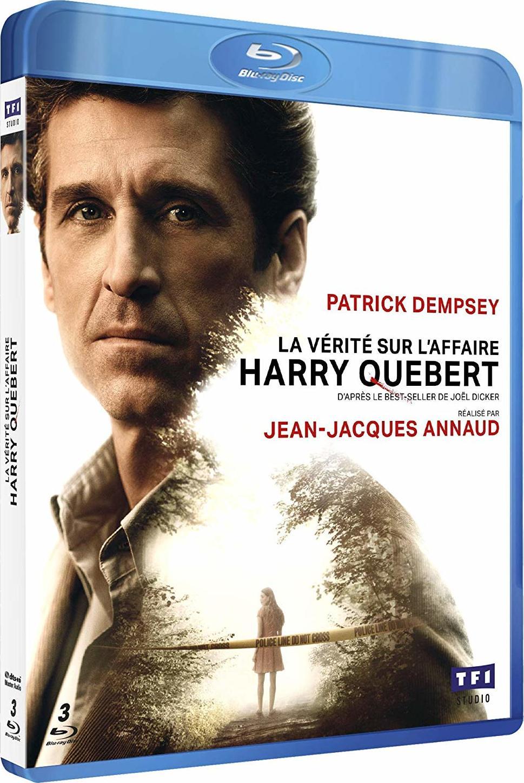 La Vérité Sur Laffaire Harry Quebert Blu Ray France