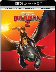 How to Train Your Dragon 2 4K (Blu-ray)