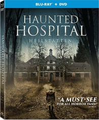 Haunted Hospital: Heilstätten (Blu-ray)