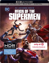 Reign of the Supermen 4K (Blu-ray)