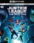 Justice League vs The Fatal Five 4K (Blu-ray)