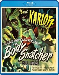 The Body Snatcher (Blu-ray)