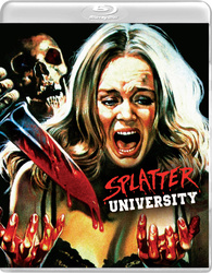 Splatter University (Blu-ray)