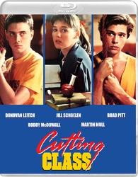 Cutting Class (Blu-ray)