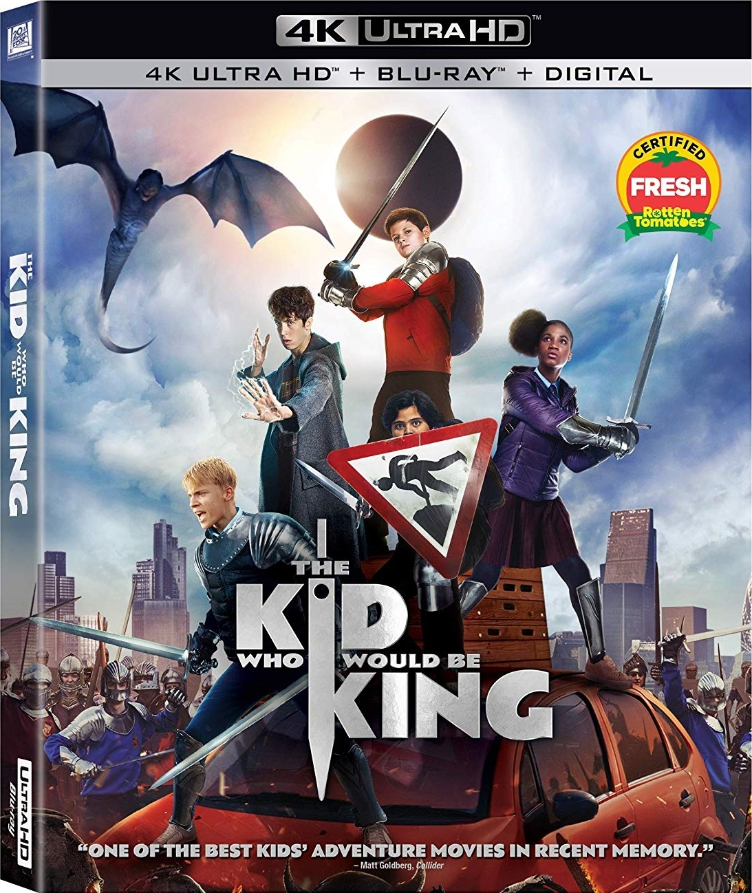 Download The Kid Who Would Be King (2019) 2160p HDR 10bit BluRay