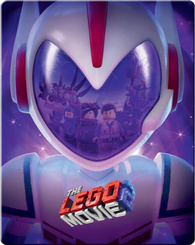 The LEGO Movie 2: The Second Part (Blu-ray) Temporary cover art