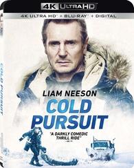 Cold Pursuit 4K (Blu-ray)