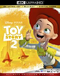 Toy Story 2 4K (Blu-ray)