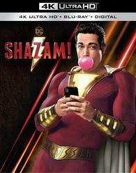 Shazam! 4K (Blu-ray)
