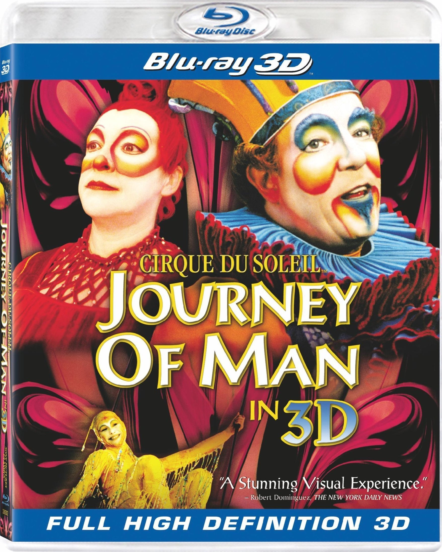 cirque du soleil blu ray  Cirque du Soleil: Journey of Man 3D Blu-ray (Canada)