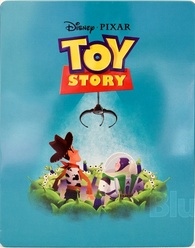 Toy Story 4K (Blu-ray) Temporary cover art