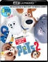 The Secret Life of Pets 2 4K (Blu-ray)
