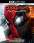 Spider-Man: Far from Home 4K (Blu-ray)