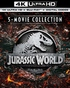 Jurassic World: 5-Movie Collection 4K (Blu-ray)