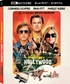 Once Upon a Time... in Hollywood 4K (Blu-ray)