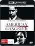 American Gangster 4K (Blu-ray)