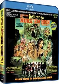 Return to Return to Nuke 'Em High a.k.a. Vol. 2 (Blu-ray)