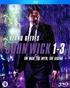 John Wick 1-3 (Blu-ray)