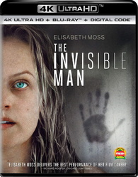The Invisible Man 4K (Blu-ray) Temporary cover art