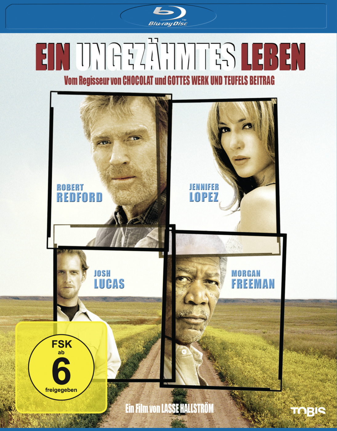 An Unfinished Life Blu-ray (Germany)