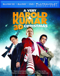 A Very Harold And Kumar Christmas.A Very Harold And Kumar 3d Christmas Blu Ray