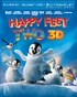 Happy Feet Two 3D (Blu-ray)