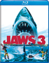 Jaws 3 3D (Blu-ray)